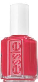 Peach Daiquiri - Bright Coral Pink Nail Polish by Essie