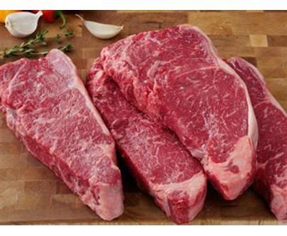 New York Strip Steaks - Four or Eight 8 oz. Steaks