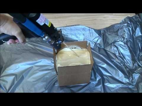 Custom Foam Packaging Instapak Foam-in Place Packaging http://www.custom-foam-packaging.com At Custom Foam Packaging we use Instapak Foam Packaging products ...