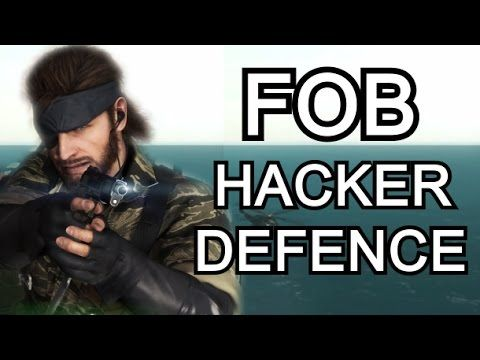 MGS5: Defending my FOB from hackers