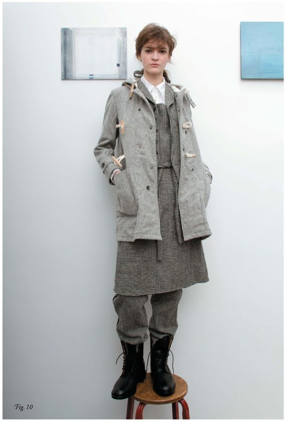 FWK Engineered Garments - want the entire ensemble.