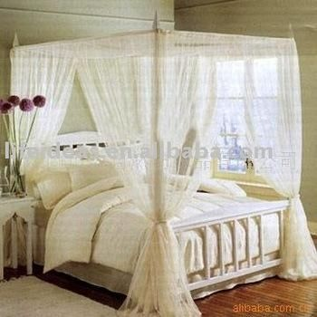 DIY Bedroom Furniture :DIY Canopy Bed : DIY Home Decorative Mosquito Net /bed  Canopy