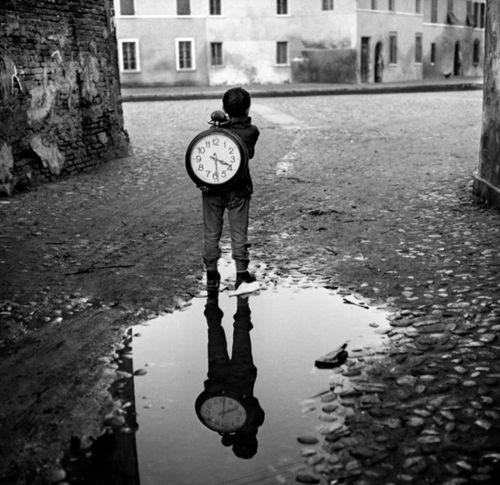 Piergiorgio Branzi. Comacchio, 1956