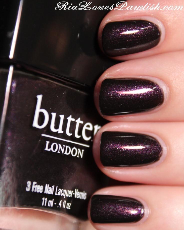 Butter London Branwen's Feather