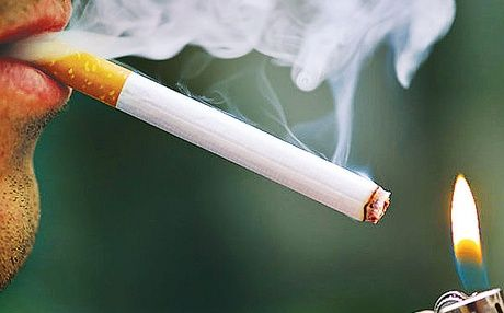 Deans' stroke musings: Nonsmokers at increased risk of stroke from secondhand smoke