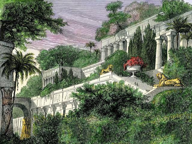 8db19bfbceb69700d752922f217ecf13 - Hanging Gardens Of Babylon 7 Ancient Wonders The World
