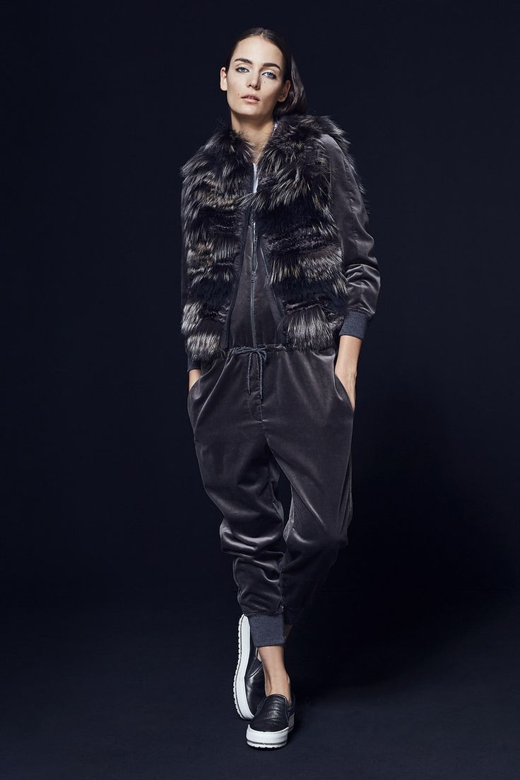 7 Best Fashion Fur Images On Pinterest