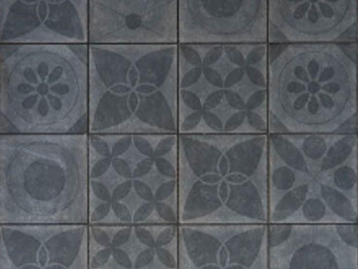 Kierkels - Tegels en Vloeren - Neo noir mix 20x20