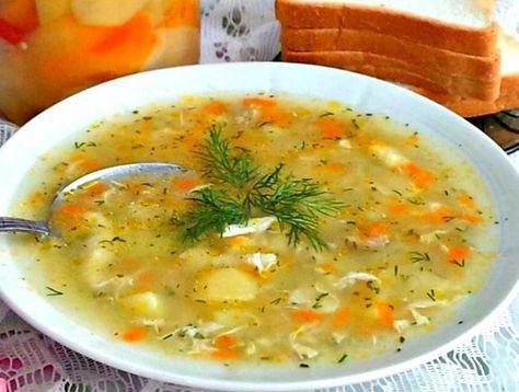 Как у бабушки в деревне — Суп-затируха. Просто и очень вкусно! http://optim1stka.ru/2017/09/25/kak-u-babushki-v-derevne-sup-zatiruha-prosto-i-ochen-vkusno/