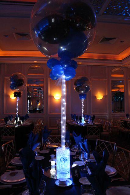 Aqua Gems Centerpieces 183 Party Amp Event Decor Balloon