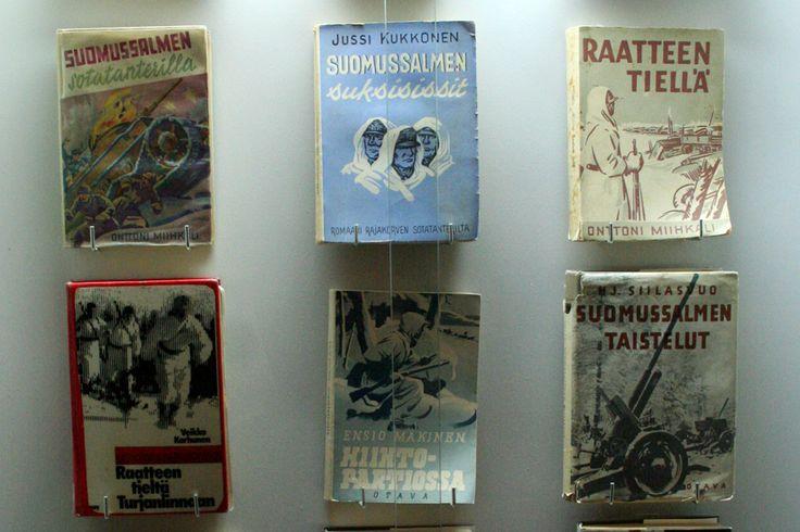 Raatteen portin Talvisotamuseossa on vähintäänkin kohtuullinen kokoelma välineistöä, joiden avulla venäläiset palautettiin aikoinaan kotimatkalle.