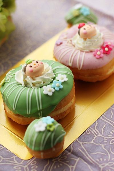 Hina donuts | ひなどーなつ