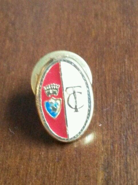 Spilla distintivo TORINO calcio pin football badge