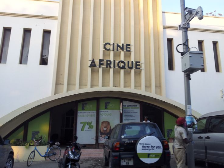 Yes, There is a Cinema in Stone Town and they have film festivals as well.