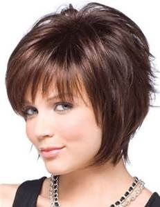 Short Hairstyles for Thin Hair and Round Face - Bing Images