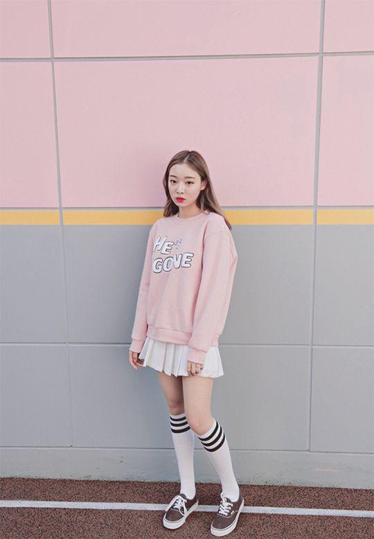 korean fashion                                                                                                                                                                                 Más