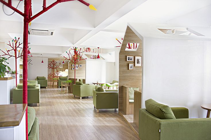 Image 9 of 16 from gallery of Kale Café / YAMO Design. Courtesy of YAMO Design