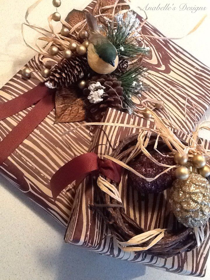 Gift Wrapped And Gorgeous Part - 40: Thatu0027s A Wrap ? Diy Ideas For Gift Packaging And Wrapped Presents -