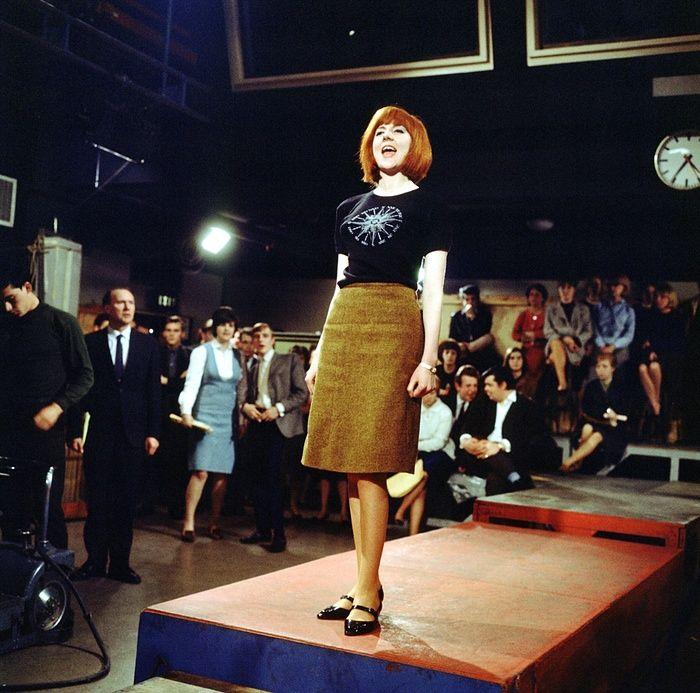 Cilla Black in 1964