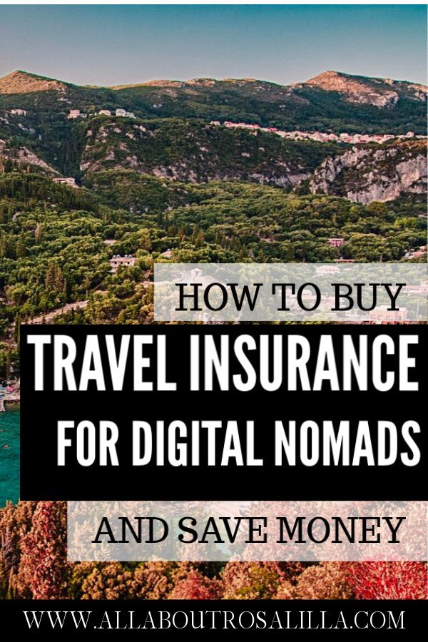A Guide On The Best Travel Insurance For Digital Nomads And How To