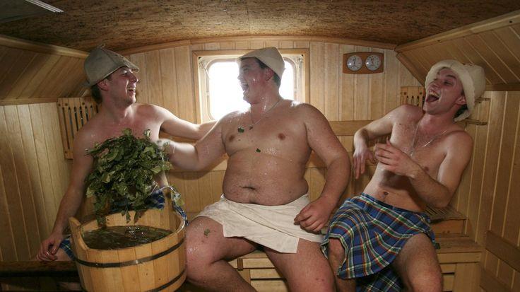 Aufgüsse mit Bier sind prinzipiell möglich, Kurzsichtigkeit dagegen ist ein Problem: Zehn Wahrheiten über die Sauna.