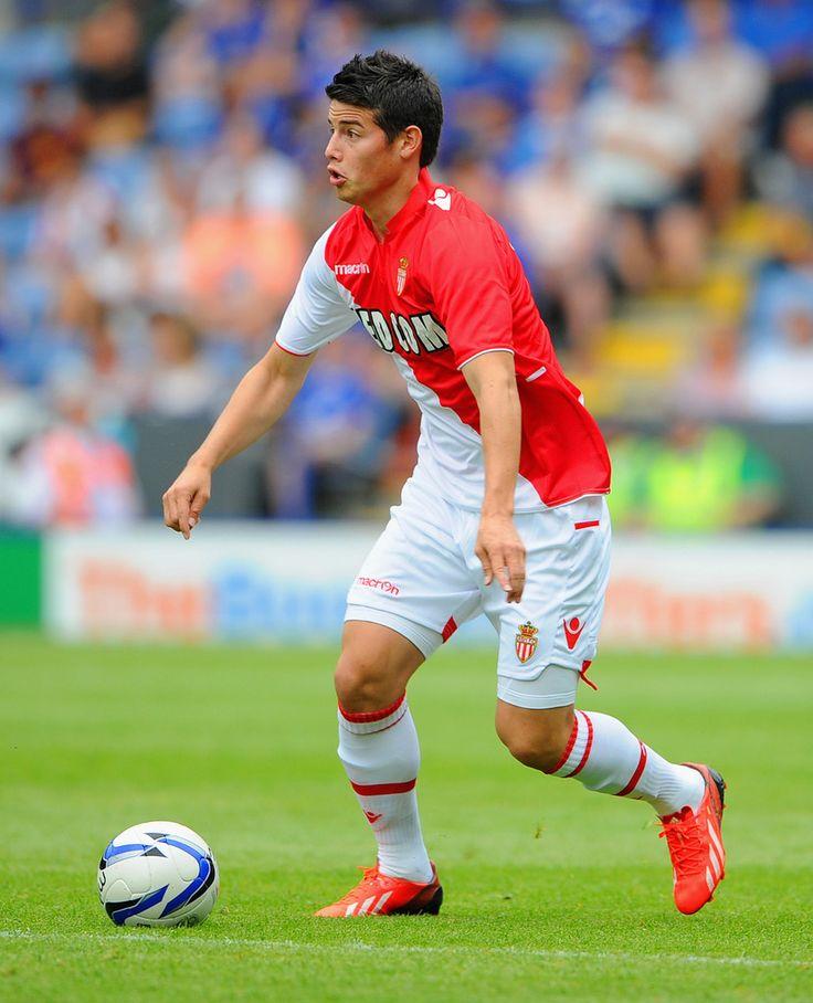James Rodriguez of AS Monaco
