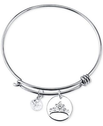 Alternative Disney Bangle To Alex And Ani In Sterling Silver!