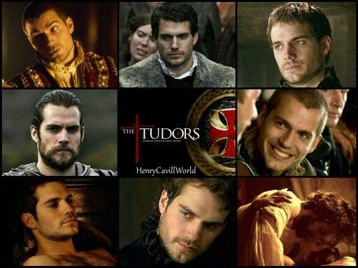 Mr. Cavill on The Tudors Charles Brandon