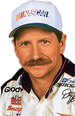 Dale Earnhardt (1951 - 2001) Auto Race Car Driver. A legend in the sport of race car driving, he was a 7-time NASCAR Winston Cup Champion.