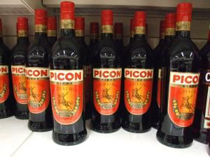 What is this Amer Picon and How Do I Get It?: You will now see the bottles of Amer Picon with 'Biere' on the label though it is still hard to find outside of France.