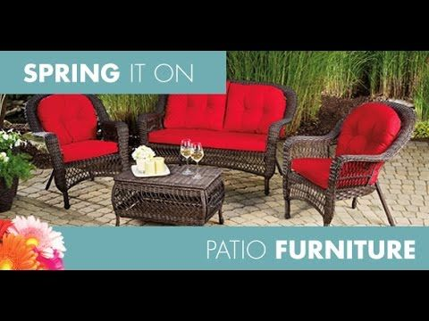 Out Is The New In With Big Lots Outdoor Furniture Outdoor