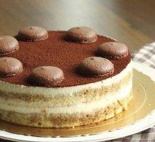 Recette - Gâteau façon tiramisu - Notée 4.1/5 par les internautes