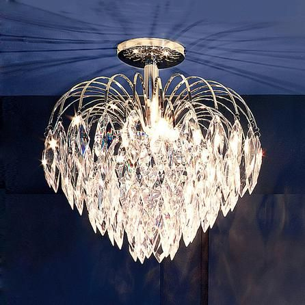 acrylic ice drop light fitting dunelm buy or. Black Bedroom Furniture Sets. Home Design Ideas