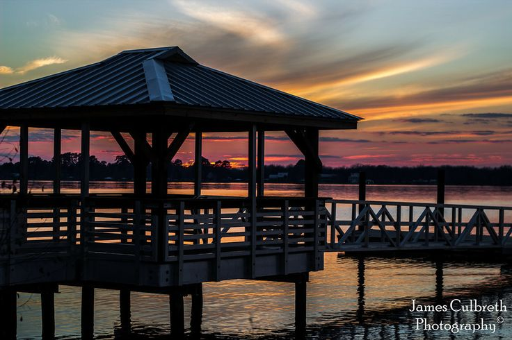 Sunset Lake Blackshear Cordele Georgia