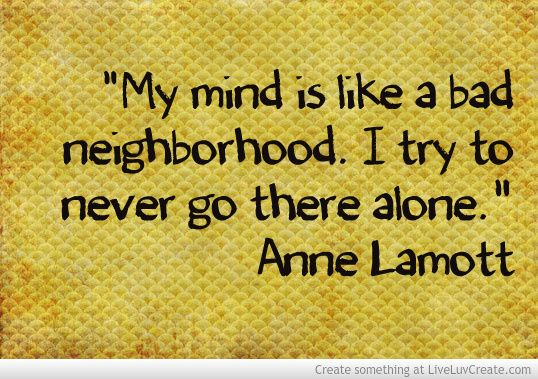 Anne Lamott Quote Picture by Stephanie Ann Adams - Inspiring Photo