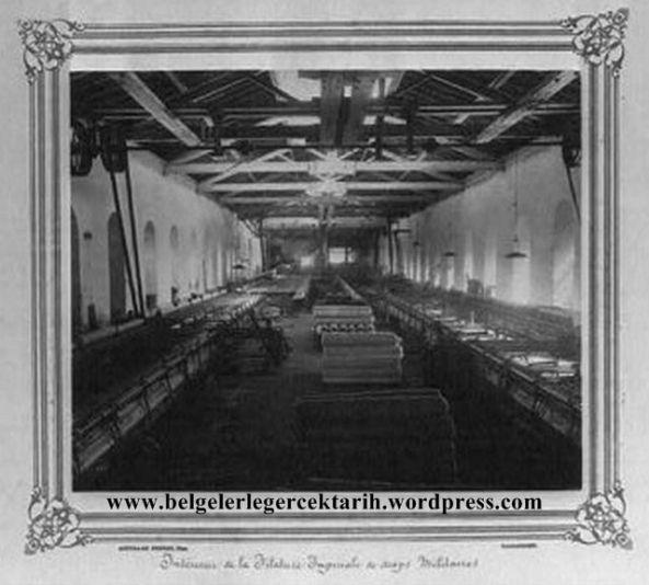 Osmanli askeri üniforma fabrikasi 3