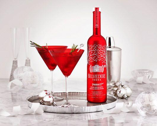Bouteille de vodka et verres à Martini à gagner - Quebec echantillons gratuits