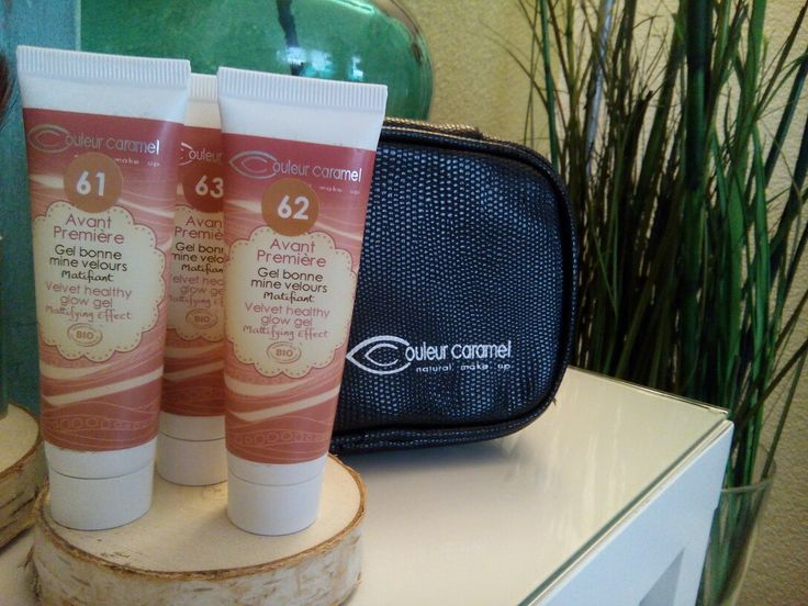 Natuurlijke zomer foundation van Couleur Caramel!