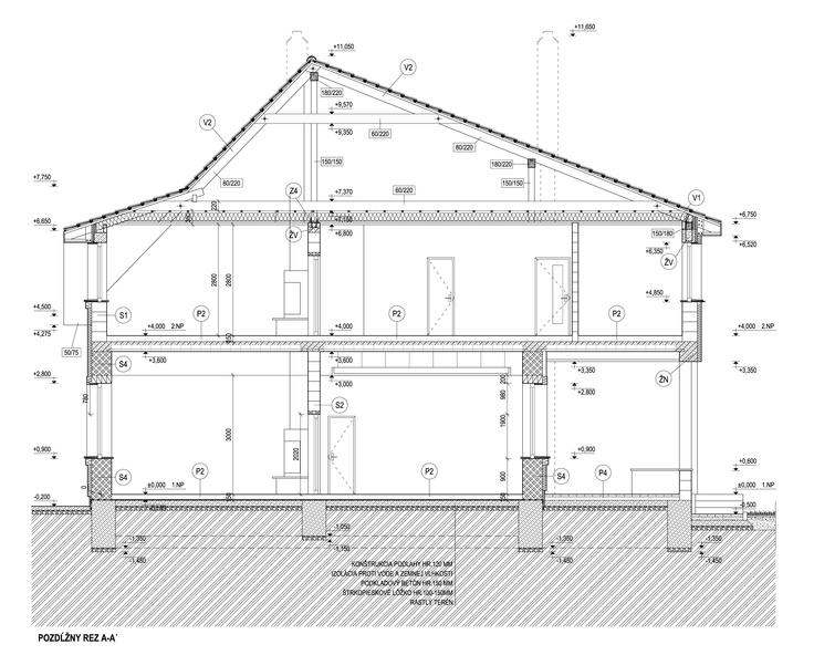 27 best 081028 reforma de una vivienda unifamiliar en kasalova seccin longitudinal malvernweather Images