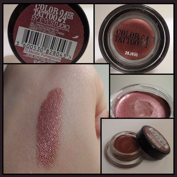 Best 25 maybelline color tattoo ideas on pinterest for Color tattoo maybelline
