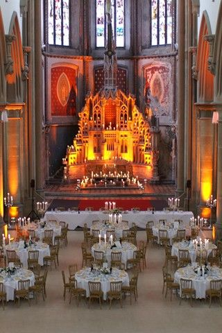 The Monastery Manchester; Wedding Venue (BridesMagazine.co.uk)