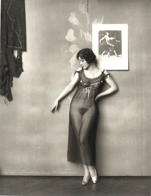 Storyville Girl, a prostitute from New Orleans
