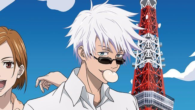 Shiro Gojo Satoru 24 7 On Twitter In 2021 Anime Art Anime Art