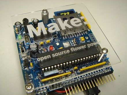 MAKE offers up open source hardware primer