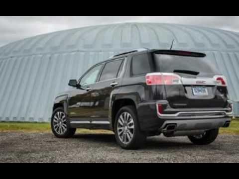 2016 GMC Terrain Denali V 6 AWD - 2016 GMC Terrain review - 2016 GMC Ter...