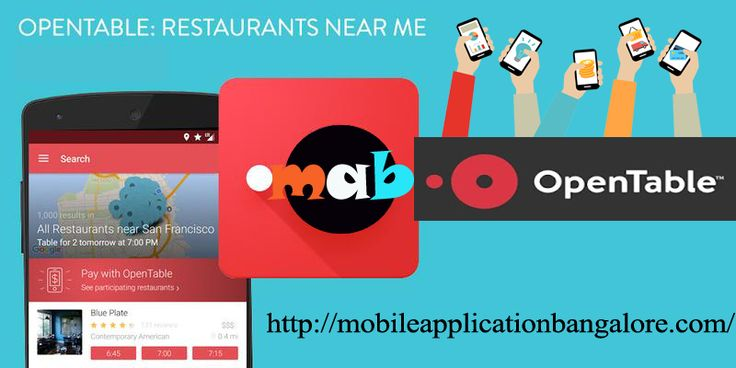 #OpenTable is an online restaurant-reservation service company. They are offering #android #iPhone #app.So, Use OpenTable #mobileapp to find, discover, store, and handle restaurant reservations free and instantly—anytime, anywhere. http://mobileapplicationbangalore.com/opentable-restaurants-near-me-app/