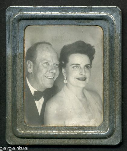 +~ Vintage Photo Booth Picture ~+  Elegant night out