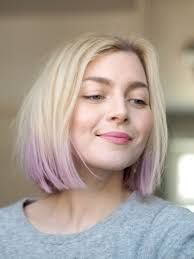 Image result for bob pastel dip dye