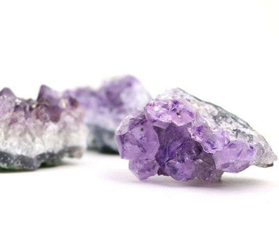Druzy Quartz Crystal cluster 2 Brazil