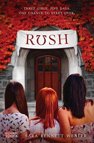 Rush by Sara Bennett Wealer